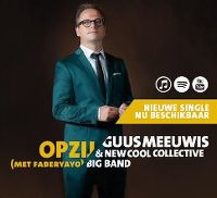 Cover Guus Meeuwis & New Cool Collective Big Band feat. Faberyayo - Opzij