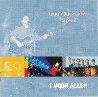 Cover Guus Meeuwis & Vagant - 1 voor allen