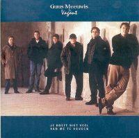 Cover Guus Meeuwis & Vagant - Je hoeft niet veel van mij te houden