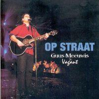 Cover Guus Meeuwis & Vagant - Op straat