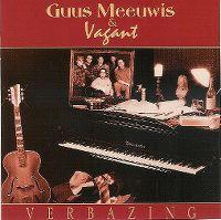 Cover Guus Meeuwis & Vagant - Verbazing
