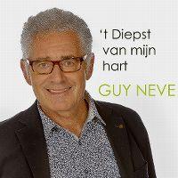 Cover Guy Neve - 't Diepst van mijn hart