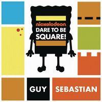 Cover Guy Sebastian - Dare To Be Square