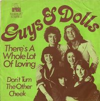 Cover Guys & Dolls - There's A Whole Lot Of Loving