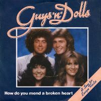 Cover Guys 'N' Dolls - How Do You Mend A Broken Heart
