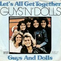 Cover Guys 'N' Dolls - Let's All Get Together
