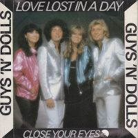 Cover Guys 'N' Dolls - Love Lost In A Day