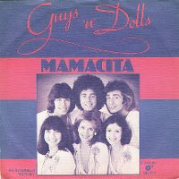 Cover Guys 'N' Dolls - Mamacita