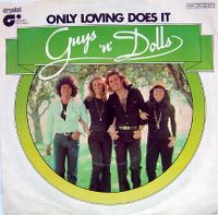 Cover Guys 'n' Dolls - Only Loving Does It