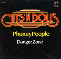 Cover Guys 'N' Dolls - Phoney People
