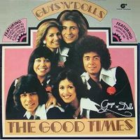 Cover Guys 'N' Dolls - The Good Times