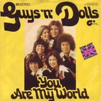 Cover Guys 'N' Dolls - You're My World