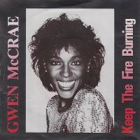Cover Gwen McCrae - Keep The Fire Burning