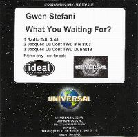 Cover Gwen Stefani - What You Waiting For?
