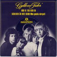 Cover Gyllene Tider - När vi två blir en