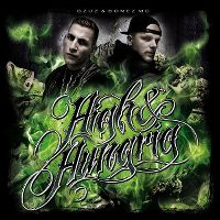 Cover Gzuz & Bonez MC - High & hungrig