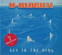 Cover H-Blockx - Get In The Ring