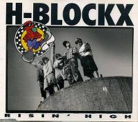 Cover H-Blockx - Risin' High