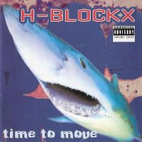 Cover H-Blockx - Time To Move