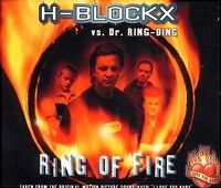 Cover H-Blockx vs. Dr. Ring-Ding - Ring Of Fire