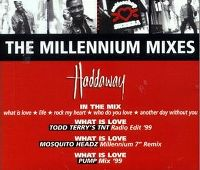 Cover Haddaway - In The Mix