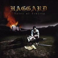 Cover Haggard - Tales Of Ithiria