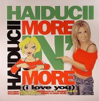 Cover Haiducii - More'n'More (I Love You)