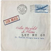 Cover Hailee Steinfeld & Alesso feat. Florida Georgia Line & WATT - Let Me Go