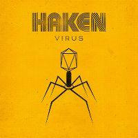 Cover Haken - Virus