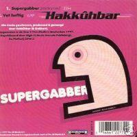 Cover Hakkûhbar - Supergabber