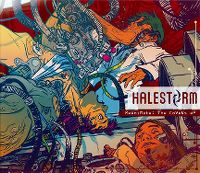 Cover Halestorm - ReAniMate: The CoVeRs eP
