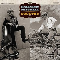Cover Hallyday Mitchell - Country - Part 1