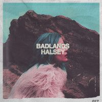 Cover Halsey - Badlands