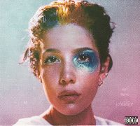 Cover Halsey - Manic
