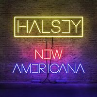 Cover Halsey - New Americana