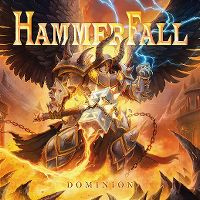 Cover HammerFall - Dominion