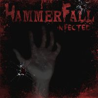Cover HammerFall - Infected