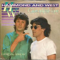 Cover Hammond & West - Give A Little Love