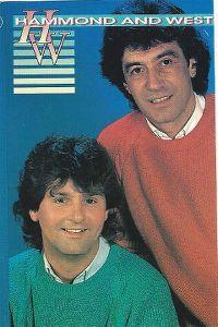 Cover Hammond & West - Hammond & West