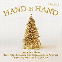 Cover Hand in Hand All Stars - Thomas Anders, Ross Antony, Vincent Gross, Anna-Carina Woitschack, Eloy de Jong, Giovanni Zarrella, Lafee, Oli.P - Hand in Hand