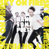 Cover Handsome Poets - Sky On Fire