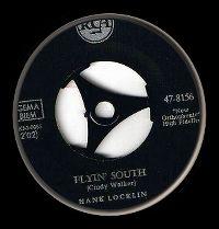 Cover Hank Locklin - Flyin' South