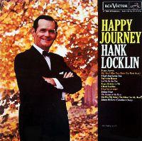 Cover Hank Locklin - Happy Journey