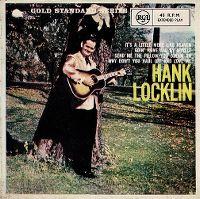 Cover Hank Locklin - It's A Little More Like Heaven