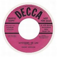Cover Hank Locklin - Mysteries Of Life