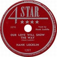 Cover Hank Locklin - Our Love Will Show The Way