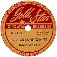 Cover Hank Locklin - Rio Grande Waltz
