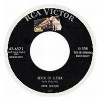 Cover Hank Locklin - Seven Or Eleven