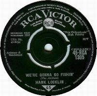 Cover Hank Locklin - We're Gonna Go Fishin'