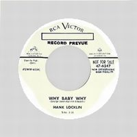 Cover Hank Locklin - Why Baby Why